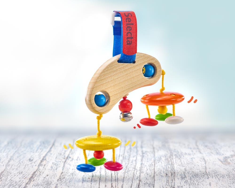 Mini portique - Selecta Spielzeug