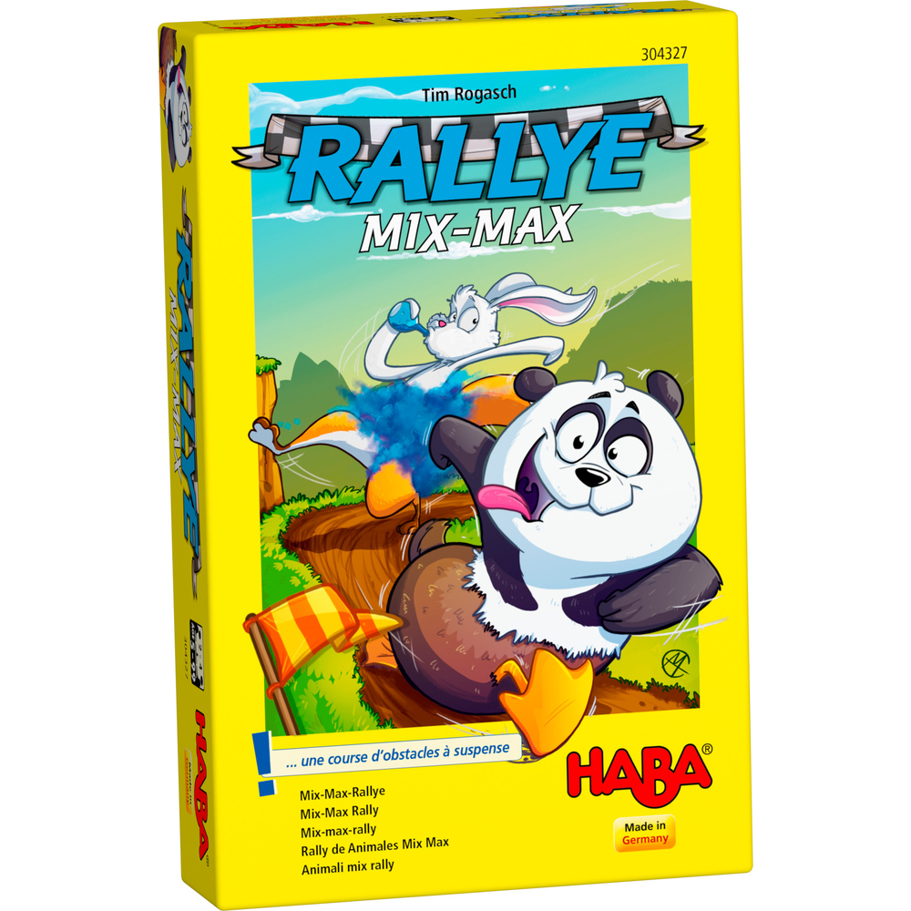Rallye Mix Max