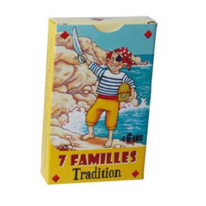 Jeu de 7 familles – Tradition