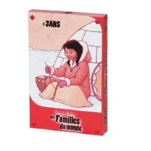 Le petit jeu des familles du monde