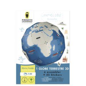 Kit créatif – Mon globe terrestre