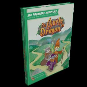 En quête du dragon – Mes premières aventures