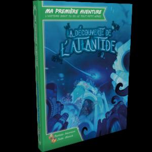 La découverte de l'Atlantide – Mes premières aventures