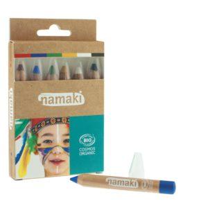 Kit de 6 crayons de maquillage