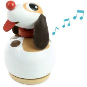 Boîte à musique – Toutou le chien