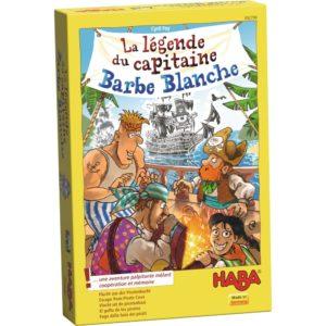 La légende du Capitaine Barbe Blanche