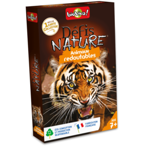 Défis Nature – Animaux redoutables