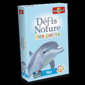 Défis Nature des petits – Mer