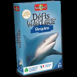 Défis nature – Requins