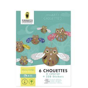 Kit créatif – Chouettes