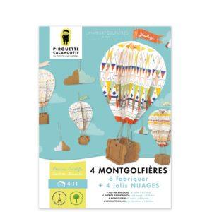 Kit créatif – Montgolfières