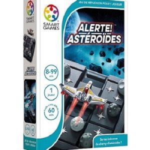 Alerte ! Astéroïdes – Smartgames