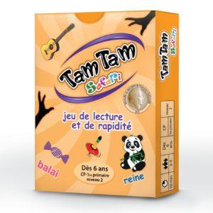 Tam Tam Safari – CP Niveau 2