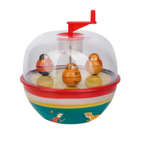 Globe musical – Les jouets métal – Moulin Roty