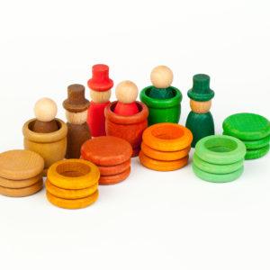 Nains, anneaux, plateaux – Automne  – jeu Grapat