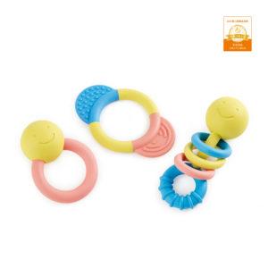 Ensemble de hochets et anneaux de dentition – Hape