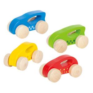 Petite voiture en bois – Hape