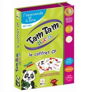 Tam Tam Safari – Le coffret CP