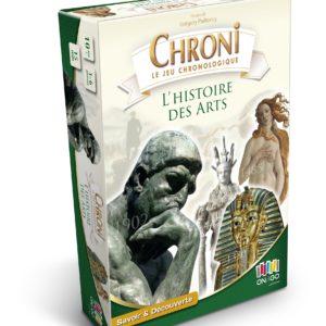 Chroni – L'Histoire des Arts