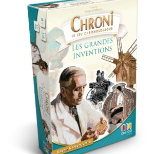 Chroni – Les grandes inventions