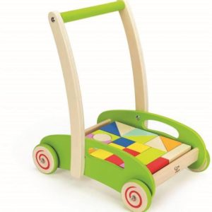 Chariot avec cubes – Hape
