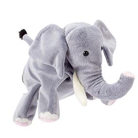 Marionnette de main Eléphant