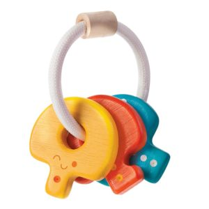 Hochet clefs – Plantoys