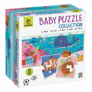 Baby puzzle – La mer – Ludattica