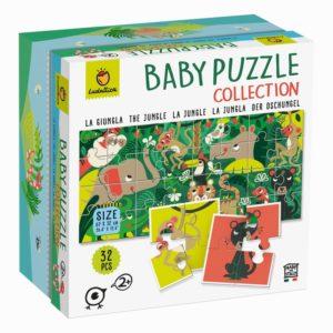 Baby puzzle – La savane – Ludattica
