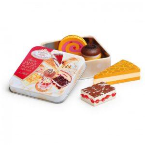 Assortiments de gâteaux à la crème en bois Erzi 13105