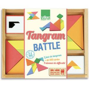 Tangram Battle – Vilac