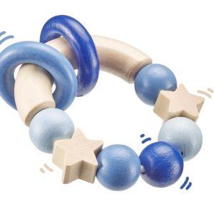 Hochet magique bleu