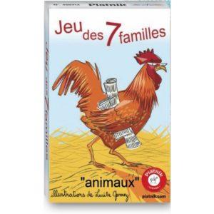 jeu de 7 familles – Animaux de la ferme
