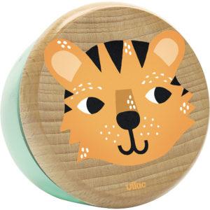Boîte à musique tigre – Michelle Carlslund – Vilac