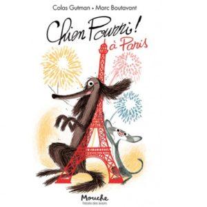 Chien Pourri à Paris – Livre Ecole des loisirs