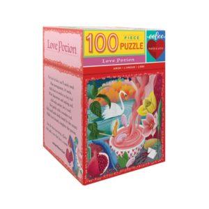 Puzzle 100 pièces Love Potion