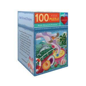 Puzzle 100 pièces Safe Travels Potion