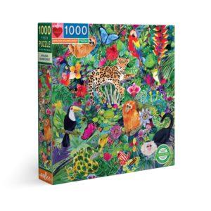 La forêt Amazonienne, puzzle 1000 pièces