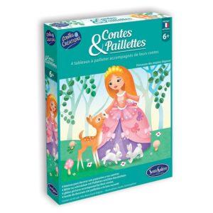 Contes & Paillettes – Princesses