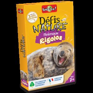Défis nature – Les animaux rigolos
