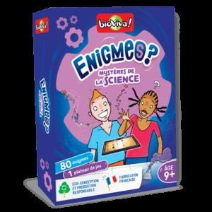 Enigmes – Les mystères de la science