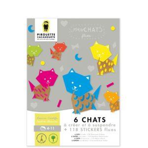 Kit créatif – Mes chats