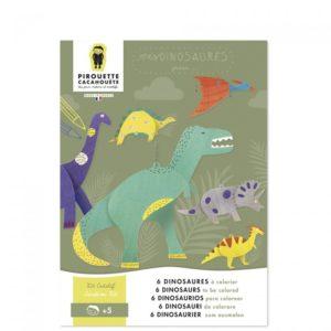 Kit créatif – Mes dinosaures