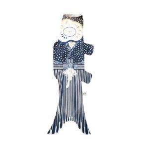 Koinobori Kimono Boy (S)