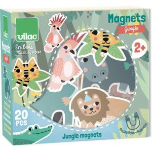 Magnets de la jungle M. Carlslund – Vilac
