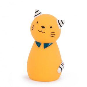 Veilleuse chat Les Moustaches
