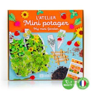 L'atelier mini potager
