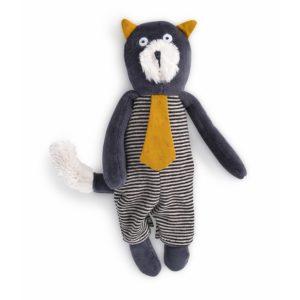 Doudou petit chat  Alphonse Les Moustaches