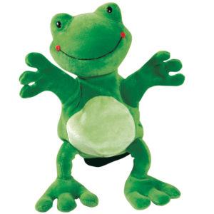 Marionnette de main Grenouille