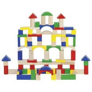 Baril jeu de construction
